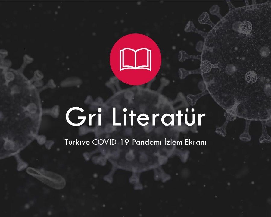 TURCOVID - Gri literatür